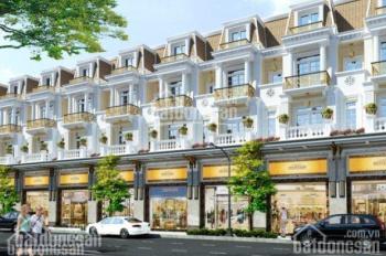 Cho thuê nhà phố căn góc 2 mặt tiền địa chỉ L47.12 khu Cityland Park Hills, hầm, 3 lầu, 35tr/th