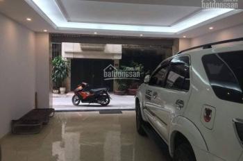 Bán nhà phân lô ngõ ô tô tránh phố Hoàng Quốc Việt, 50m2, 5 tầng, MT 6m. Giá 12 tỷ