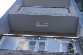 Cho thuê nhà đường Bàu Cát 2, diện tích 4x20m, 1 trệt 3 lầu. Phù hợp làm văn phòng công ty