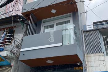 Nhà mới xây cần tiền bán gấp nhà An Dương Vương, DT 3x9m, 3 lầu, hẻm 6m, 4,5 tỷ bán nhanh