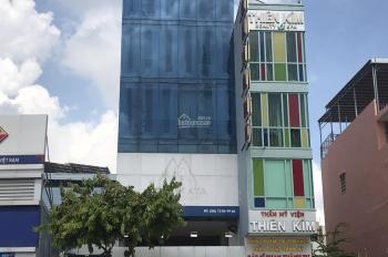 Nhà Hùng Vương, 6.2x18m, 6 tầng, 55tr, nhà mới, sàn suốt, phù hợp: VP, TMV, ngân hàng