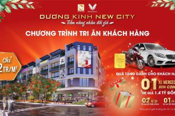 Dương Kinh New City - Đất vàng vượng khí phú quý phồn vinh