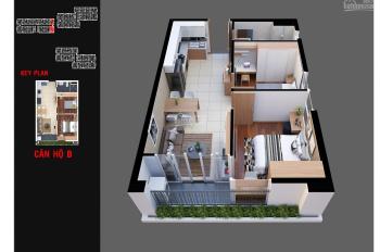 Cần tiền bán gấp căn hộ Diamond Lotus Lakeview 2 phòng ngủ, giá 1.953 tỷ, căn góc view Đầm Sen