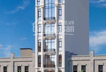 Bán tòa nhà 8 tầng xây mới mặt phố Khuất Duy Tiến, DT 150m2, MT 6,5m có thang máy, tầng hầm