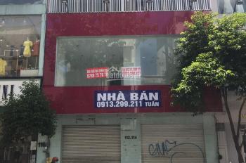 Bán nhà 112 - 114 Nguyễn Trãi, P Bến Thành, Q1, DT 8m x 22m, 4 lầu 160 tỷ. 0913299211 Tuấn