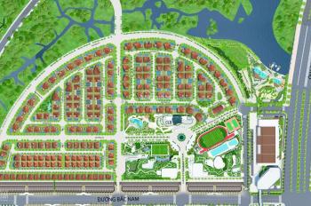 Bán biệt thự Sala Đại Quang Minh - diện tích 409m2 2 mặt tiền đường có key xem nhà - LH 0909060957