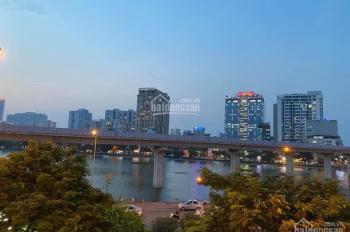 Mặt phố Hoàng Cầu, view hồ, vỉa hè, oto tránh, kinh doanh 48m2, 5T, 11,8 tỷ. 0979879773