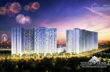 Chính chủ Bán lại căn hộ Topaz Home 2, Suối Tiên Quận 9, 51m2 - 2PN giá 1,050 tỷ, LH 0909 62 39 62