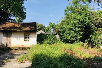 Bán nhà đất Chương Mỹ view tuyệt đẹp, có sẵn vườn cây cổ thụ thoáng mát