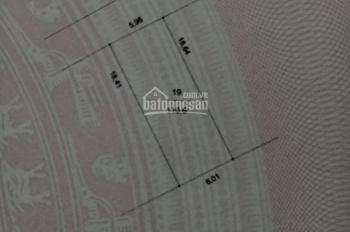 Chính chủ bán gấp đất tặng nhà 110m2 số 5 đường Nghĩa Bình tổ 9 phường Yên Nghĩa Hà Đông trục chính
