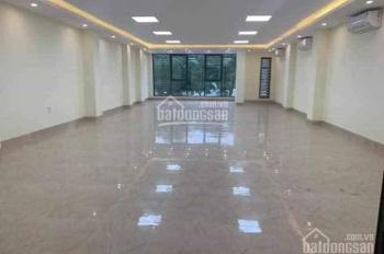 Cho thuê văn phòng cực đẹp tại mặt phố Tô Vĩnh Diện, DT 100m2 giá chỉ 15tr/th. LH 0963506523