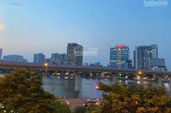 Mặt phố Hoàng Cầu, view hồ, vỉa hè, oto tránh, kinh doanh 48m2, 5T, 11.8 tỷ. 0979879773