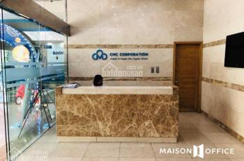 Cho thuê văn phòng CMC Tower, diện tích 117m2 tầng 6 giá 422.959 đ/m²/th có thương lượng 0985616392