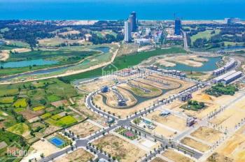 Bán 300m2 đất nền biệt thự One World view sông, cách biển 500m, liền kề 2 sân golf lớn nhất Đà Nẵng