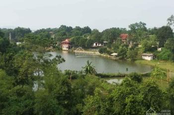 Bán nhanh resort 14000m2 tại Đồng Chanh, Lương Sơn, Hòa Bình