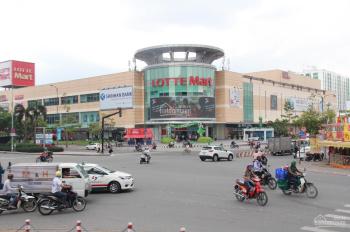 Bán đất lô góc 2 mặt tiền dự án siêu thị Lotte - bệnh viện quốc tế Becamex đẹp nhất Bình Dương
