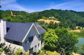 Bán căn biệt thự homestay trong khu nghỉ dưỡng Sun Village Hồ Gò Cáp Lương Sơn Hoà Bình 0917321323