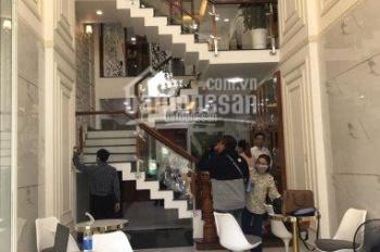 Bán nhà ở cao cấp MT Hưng Phú, Q8, nhà 1 trệt 1 lửng 3 lầu, 5PN, 5WC, cách cầu Chánh Hưng 300m