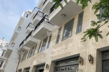 Nhà 3 lầu xây 4x16m, chỉ 4.3 tỷ ngay Chợ Minh Phát