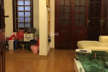 Chính chủ bán nhà 5 tầng DT 59m2 ngõ 12 Nguyễn Phúc Lai, Ô Chợ Dừa. Đường rộng oto tránh nhau