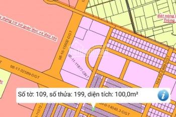 Bán đất mặt tiền đường Lê Hồng Phong, thổ cư 100%