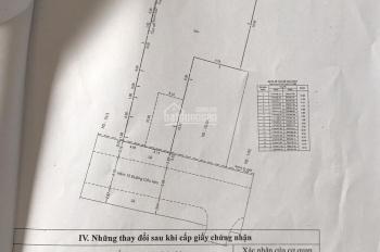 Hàng hot MT đường Hoa Bằng nối dài, DT 600m2, GPXD hầm lửng 7 lầu. Gía 48 tỷ TL