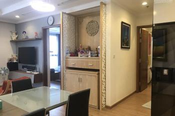 Cần cho thuê gấp căn hộ 187 Tây Sơn, Đống Đa, 130m2, 3PN, căn góc thoáng, đồ cơ bản, 12tr/tháng
