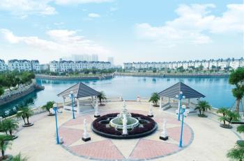 Bán biệt thự sân vườn Lideco mặt đường QL32, cạnh hồ điều hòa giá chỉ 30tr/m2 - ký trực tiếp CĐT