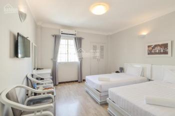 Cho thuê khách sạn mặt tiền Lý Tự Trọng, Bến Thành Q1. Gồm 21 phòng full nội thất cao cấp 178,088tr