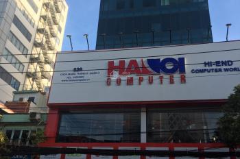 Bán gấp tòa văn phòng mặt tiền Trần Hưng Đạo, P. 2, Q. 5. Hầm, 7 lầu sân thượng 57.8 tỷ