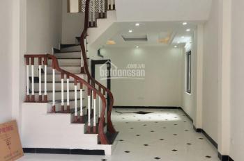 Bán nhà Bằng A, Linh Đàm 46m2*5T xây mới giá 3,7 tỷ ngõ thông gần Rice City, 0972638668