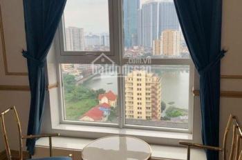 Bán độc quyền ban công Đông Nam căn hộ Star Tower. DT 100m2 - 144m2 - 158m2 nhà đẹp full đồ