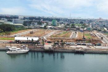 Nhà phố bên sông 1 trệt 3 lầu có bến du thuyền giá đầu tư giai đoạn 1, ACB 70% không lãi suất