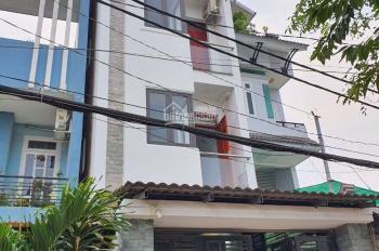 Bán nhà 1 trệt, 2 lầu có sân thượng