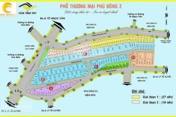 Cần trả nợ bán lô đất KDC Phú Đông 2, đường Tam Bình, Linh Đông. DT: 80m2 - 1 tỷ 9. LH: 0784194524