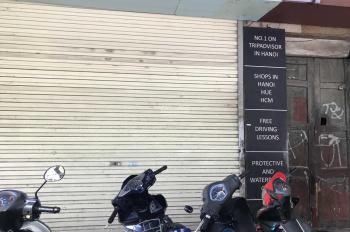 Cần cho thuê nhà 17 phố Hàng Chĩnh, Hoàn Kiếm DT 24m2 (tầng lửng 10m2), mặt tiền 5m, hợp kinh doanh