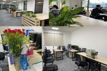Creation Office cho thuê văn phòng hiện đại sang trọng khu vực gần Cầu Giấy, Nam Từ Liêm