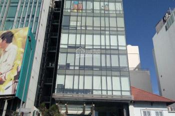 Cho thuê Building 6 lầu DT: 8x20m MT Nguyễn Văn Thủ - Hai Bà Trưng, Quận 1. Giá 233,741 triệu/tháng