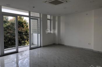 Cho thuê tòa nhà văn phòng MT Nguyễn Minh Hoàng khu K300 Tân Bình 5x20m hầm 4 lầu, giá 29,9 tr/th