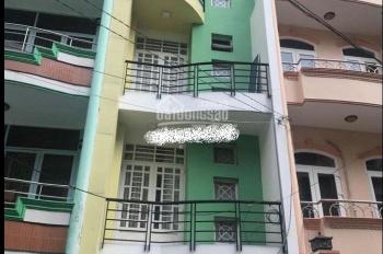 Nhà MTNB đường Số 6 khu Bình Phú 1 Quận 6 (4 x 18m) 2 lầu, 4 phòng ngủ, 5 toilet, LH 0779594347