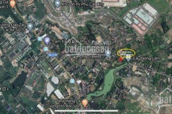 Bán gấp 145m2 đất nền SĐVV tại hồ Vai Réo Phú Cát, cách Quốc Lộ 21 gần 700m, LH: 0898 878 409