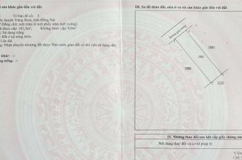 Cần tiền mở quán cà phê Highland nên bán lô đất 5x20.2m thổ cư sát KCN Giang Điền, LH 0933.003.510