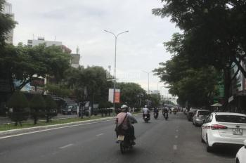 Cho thuê nhà 3 tầng ngang 4m3 mặt tiền Nguyễn Hữu Thọ, phù hợp ngân hàng, showroom