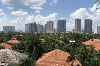 Bán CH dịch vụ đang khai thác 115,757 triệu/th ở Làng Báo Chí P. Thảo Điền, Q2. DTSD 650m2, 26 tỷ