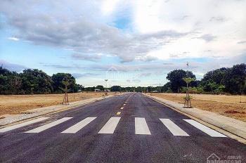 Bán đất mặt tiền đường Đinh Tiên Hoàng (40m) thị trấn Cam Đức sổ đỏ full thổ cư, NH cho vay 60%