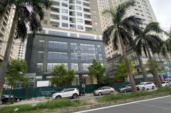 Cho thuê sàn thương mại tầng 1 và 2 khu Ngoại Giao Đoàn, DT 700m2 có thể chia nhỏ