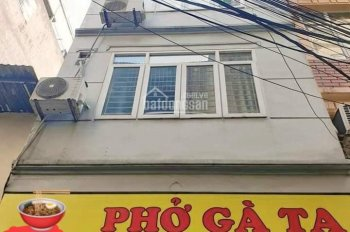 Cần bán gấp nhà mặt phố Tây Sơn 23m2 view thoáng ô tô tránh kinh doanh sầm uất giá 3.85 tỷ