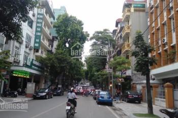 Bán nhà mặt phố Bạch Mai 95m2 xây 7 tầng mặt tiền 5,2m