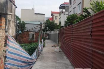Bán đất mặt ngõ DT 38 m2 giá 1.382 tỷ tại Do Nha, Tây Mỗ, NTL, Hà Nội, LH 0981 782 567 Ms Dung