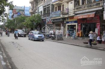 Bán nhà mặt phố Trương Định 95m2, mặt tiền 4,5m lô góc giá 16 tỷ
